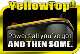 OPTIMA YELLOWTOP Battery