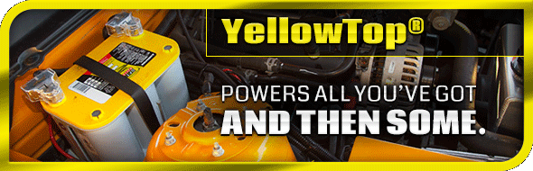 OPTIMA YELLOWTOP Batteries